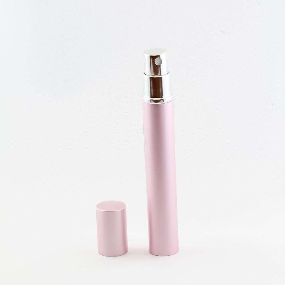 Taschenzerstäuber 12 ml rosa leer